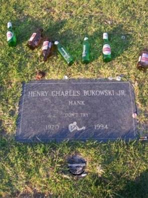 RIP Bukowski, Poet